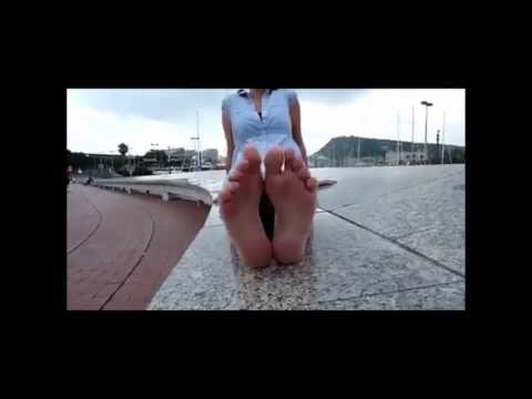 Canadian Girl's Feet - Foot Fetish video