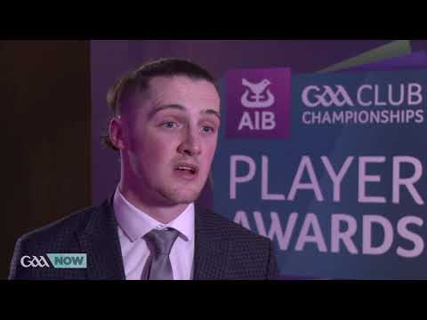 Kieran Molloy AIB GAA Club Footballer of the Year 2019 - GAANOW
