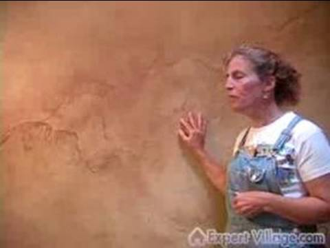 How to Faux Paint : Texturing your Wall before Faux Painting : DIY ...