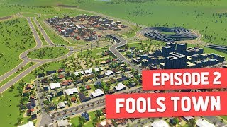 TRYING TO MAKE PROFIT - Cities Skylines #2