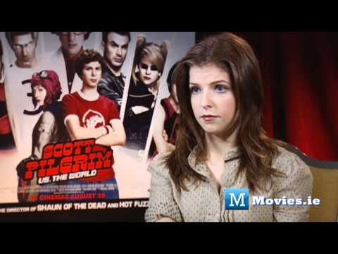 Anna Kendrick star of SCOTT PILGRIM & TWILIGHT - Interview