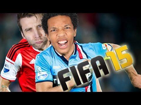 3 OP EEN RIJ?! FIFA 15 Career Mode!