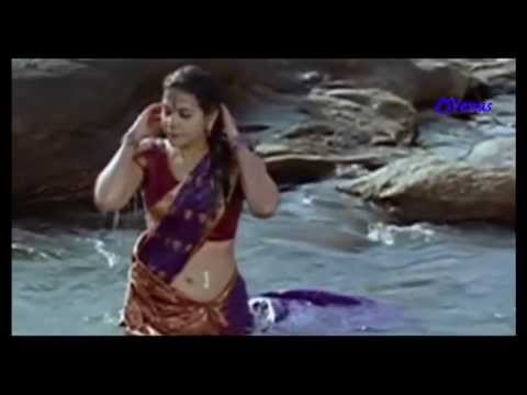 Mallu Serial Actress' Sexy Scene In Wet Sari video