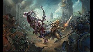 World of Warcraft Прокачка BFA (Ep 1) Вперед к тролльским братьям