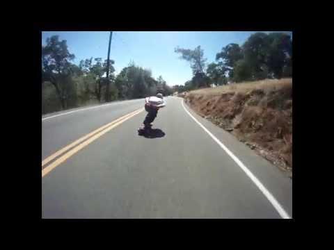 Flyin' by Cops in Norcal - Matt Bocks - Raw Run