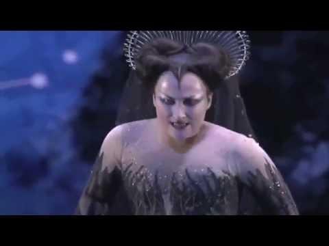 Моцарт Вольфганг Амадей - Вторая ария Царицы ночи