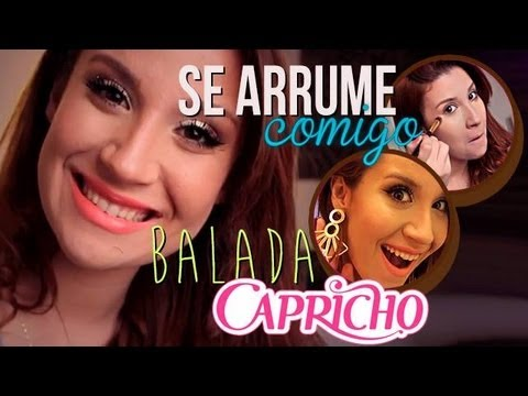 Se arrume comigo: Balada Capricho - Por Bianca Andrade