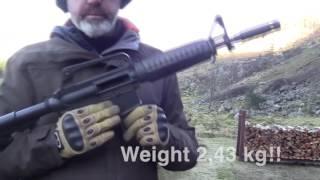 Colt AR 15 commando