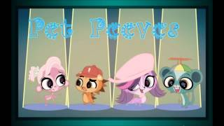 Littlest Pet Shop Pet Peeves Kids Version