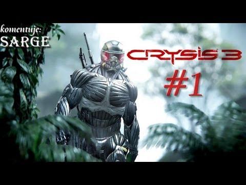 Zagrajmy w Crysis 3 odc. 1 Prorok jedyną nadzieją ludzkości