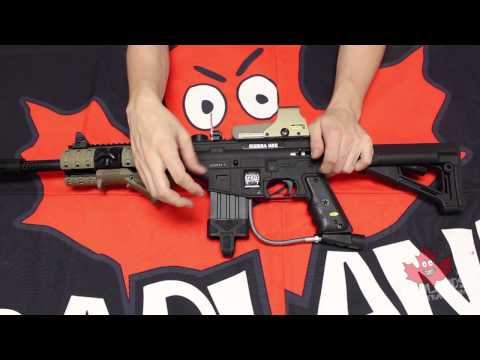 Official Badlands Paintball - Tippmann Sierra One Unboxing
