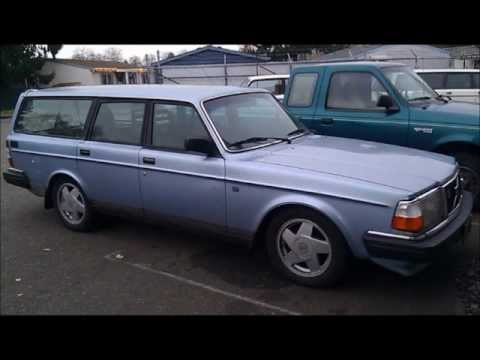 308 HP 1990 Volvo 240 Station Wagon - R-Sport International - YouTube