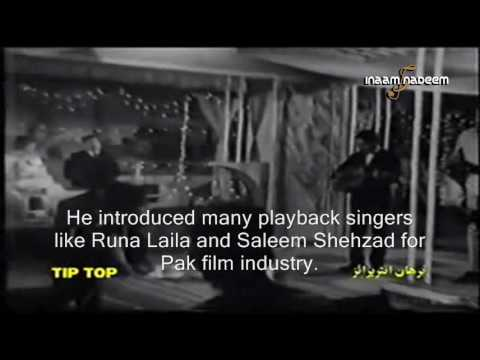 Tribute To Nisar Bazmi (Part1 of 3) - Remembering on 3rd Death...