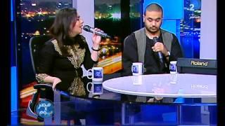 مصر فى يوم اهواك بصوت الفنان زجزاج والفنانة وجدان فى توزيع جديد لهانى شنودة