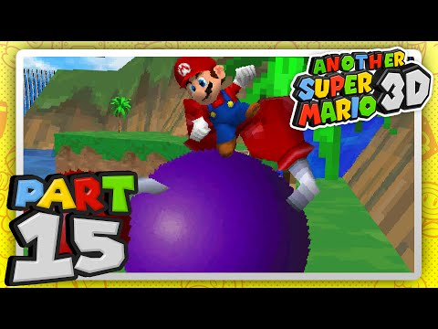 Another Super Mario 3D - Part 15 - Coins!