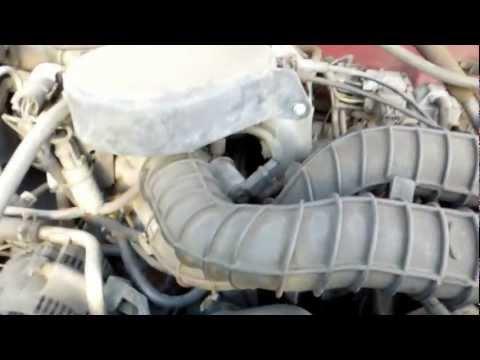 1994 Ford F150 5.8L EFI Throttle Position Sensor TPS and Idle Air Control IAC Va