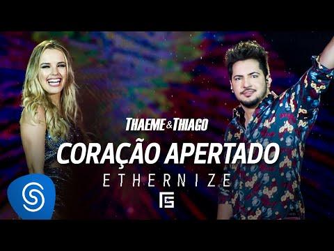 Thaeme & Thiago Coração Apertado pop music videos 2016