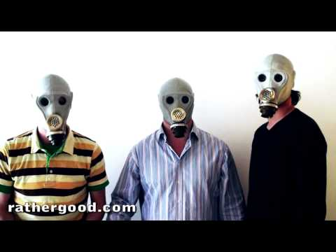 Turning A Gas Mask Into A Nightmare Kazoo Video