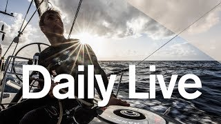 1300 UTC Daily Live – Thursday 9 November | Volvo Ocean Race
