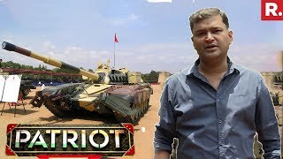 Tank: King Of The Battlefield | Patriot With Major Gaurav Arya | Full Episode