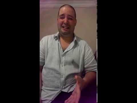 Murat Boz İçin Gözyaşlarına Boğulan Adam