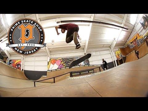 Shop Sessions: Prime Skate Shop