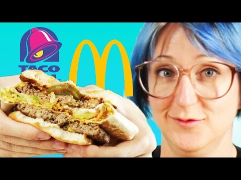 People Mashup Their Favorite Fast Foods