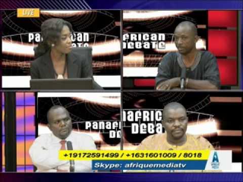 PAN AFRICA DEBATE OF 29 03 2015