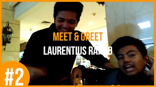 [Daily Vlog] Meet & Greet LRando