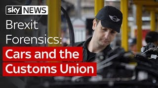 Brexit Forensics: Cars and the Customs Union