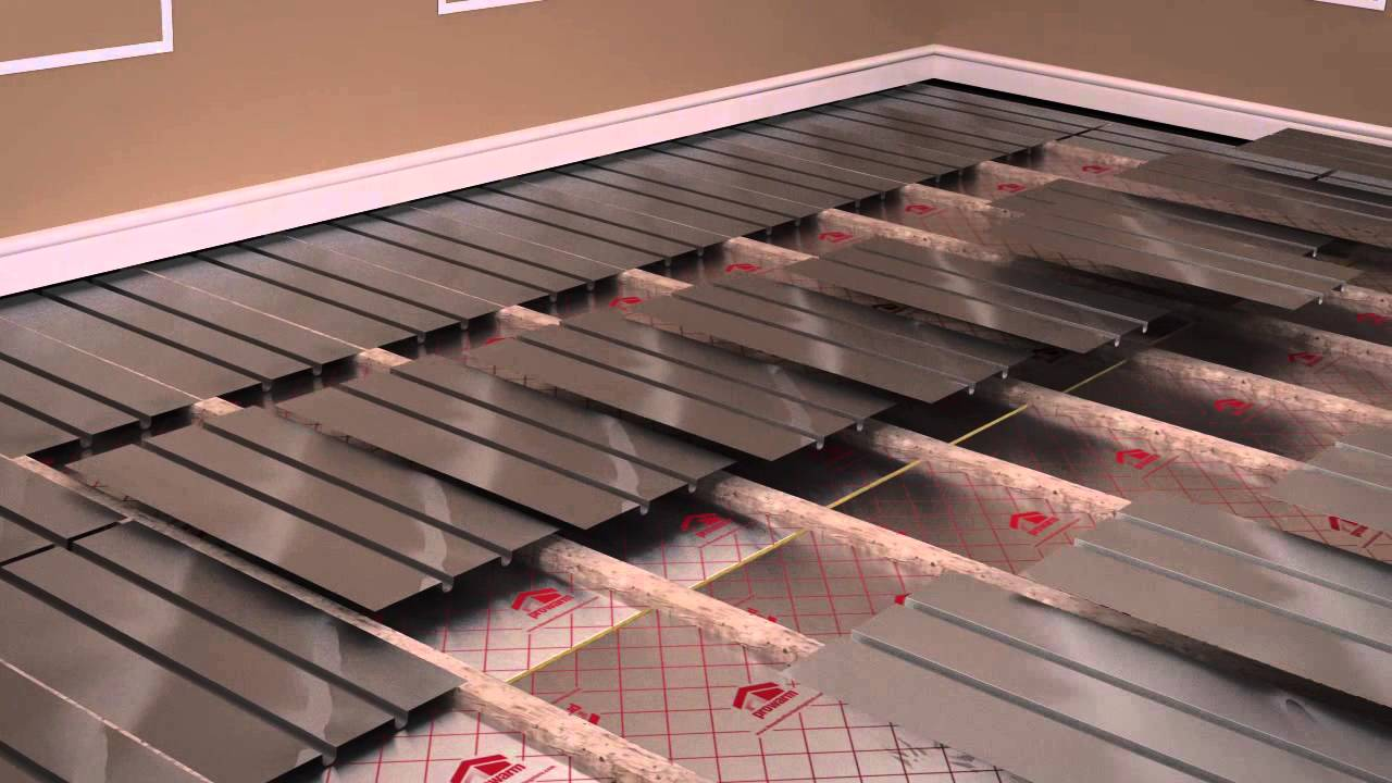 How to Install Wet Underfloor Heating How to Install Wet Underfloor Heating new pics