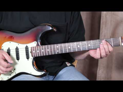 Lynyrd Skynyrd Inspired Guitar Lesson - Southern Rock Blues Rhythm Guitar Lesson Fender