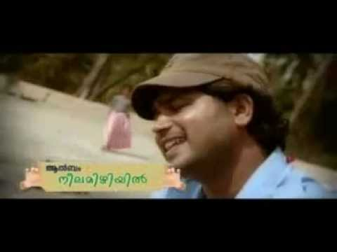 Neel Malar Kaavil   By : Vineeth Srinivasan - Malayalam Album   Neelamizhiyil Song video
