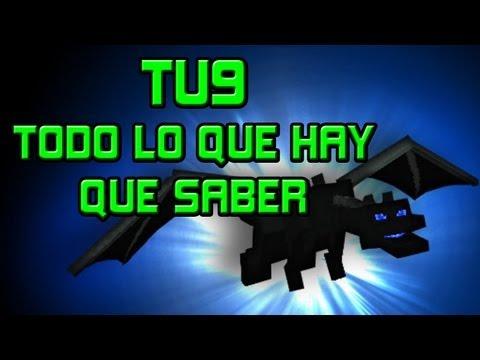 Minecraft Xbox 360 - Actualizacion TU9 | Todo lo que hay que saber!