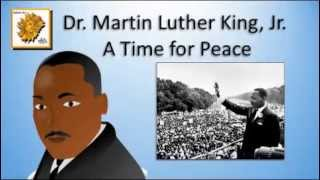Children's Songs / A Tribute to Dr. Martin Luther King, Jr. - PEACE / Black History Month