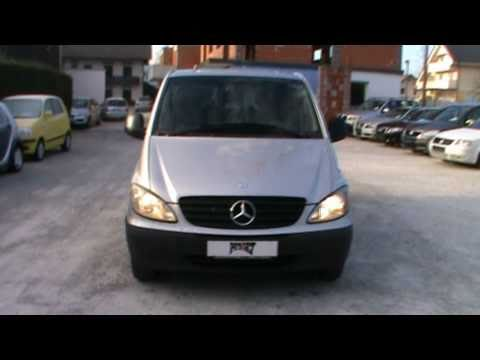 2003 Mercedes Vito 111 CDI LWB Full Review.Start Up. Engine. and In Depth Tour