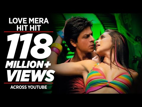 Love Mera Hit Hit Film Billu | Shahrukh Khan Deepika Padukone...