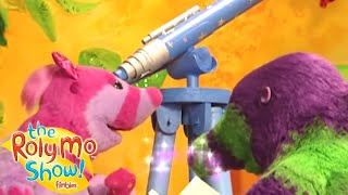 Roly Mo Show - Magic Telescope | Full Episodes | Videos For Kids | The Fimbles & Roly Mo Show