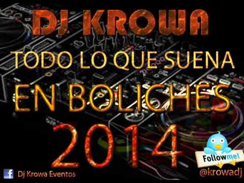 CUMBIA ACTUAL - ALTOMIX MUSICA DE BOLICHE 2014 OCTUBRE/NOVIEMBRE  LO NUEVO 2K14!  DJKROWA ENGANCHADOS
