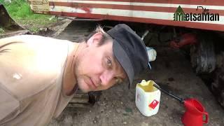 METSAMAN-OIL Gear SPECIAL