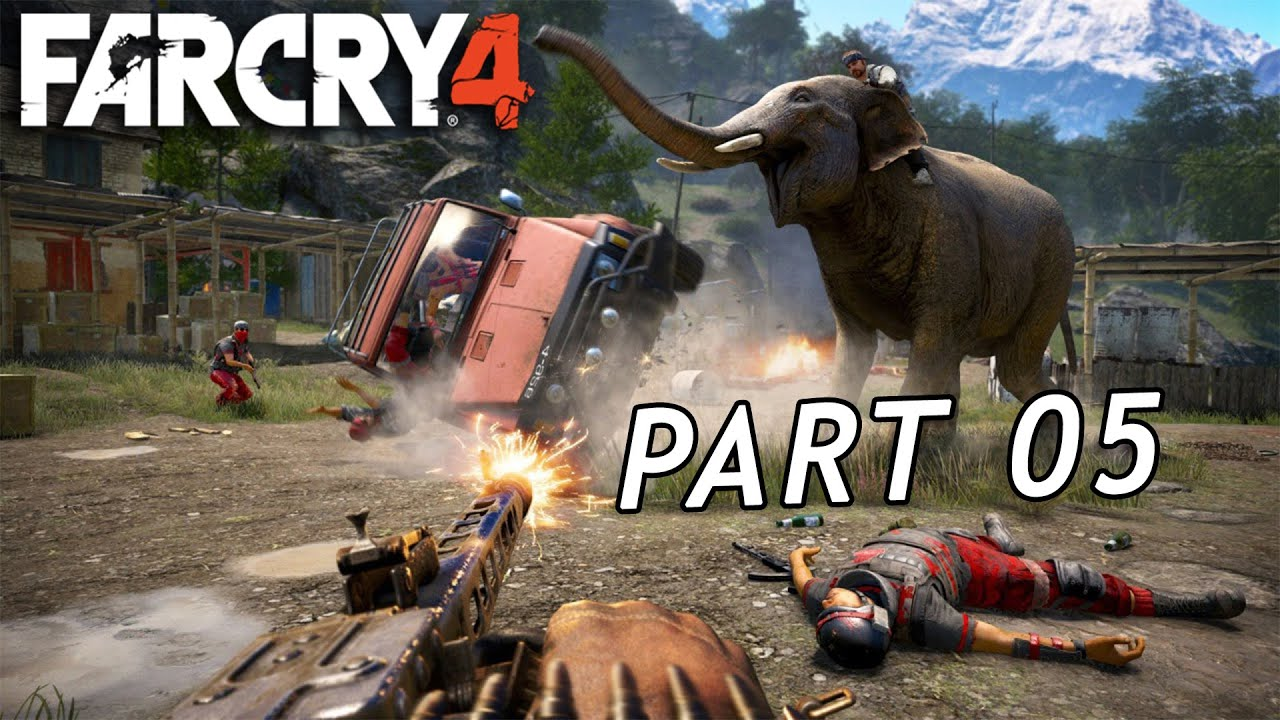 "Far Cry 4: Walkthrough Part 5, ""Far Cry Walkthrough ..."