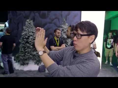 Hands-On: Microsoft HoloLens Project X-Ray