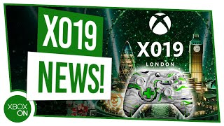 X019 XBOX NEWS | EVERYTHING You Need To Know + How To Get Tickets!