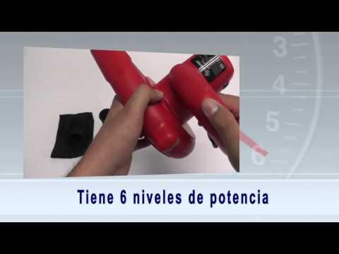Pistola eléctrica de aire a presión AIR-1050