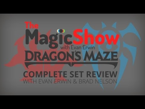Dragon's Maze Complete Set Review - Black. Rakdos and Dimir