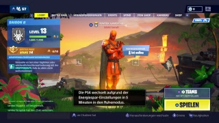Fortnite Season 8 mit Official_Alex dem hund