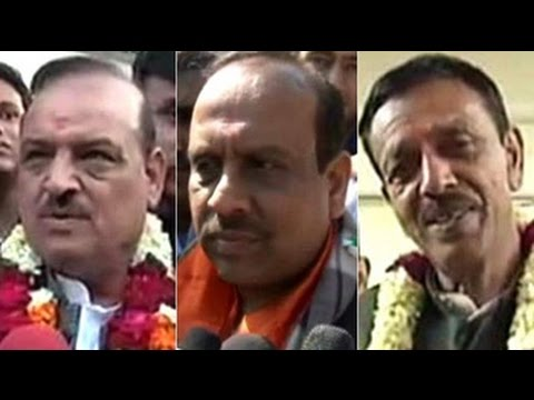 Delhi election result: 3 BJP candidates who stood against the AAP wave