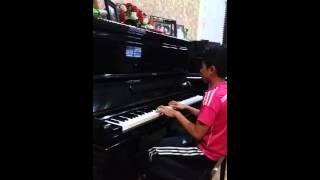 Salam alaikum piano version.