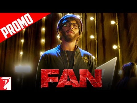 FAN Vs Superstar | FAN | Dialogue Promo | Shah Rukh Khan