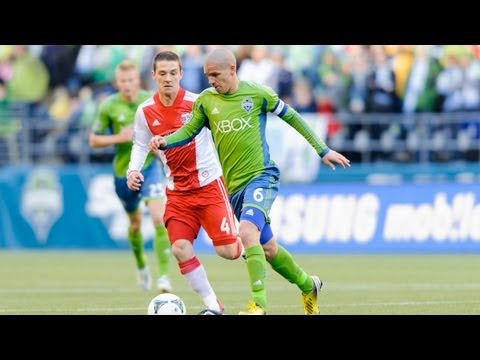 HIGHLIGHTS: Seattle Sounders vs Portland Timbers | March 16, 2013